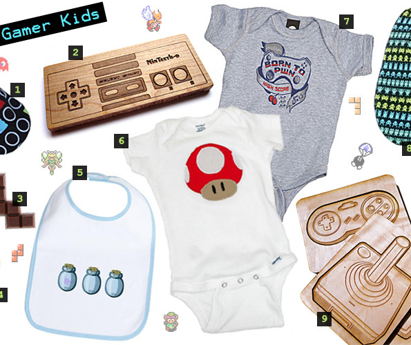 FTW! Gifts For Gamer Kids