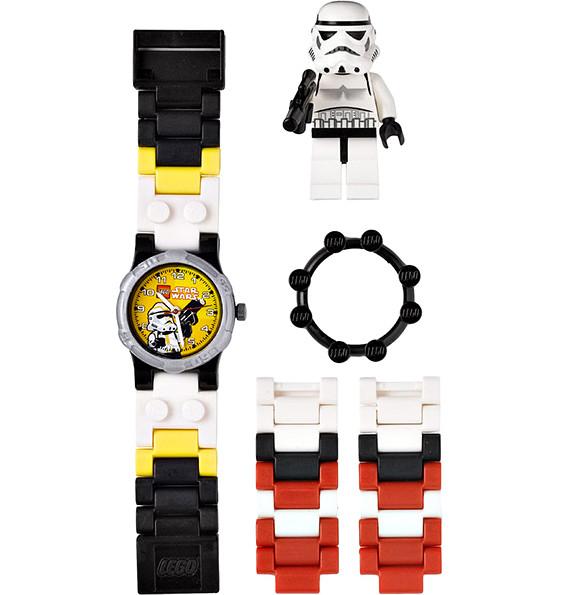 LEGO Stormtrooper Watch