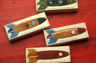 Rocket Mini Art Blocks