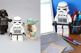 Star Wars x LEGO Alarm Clock