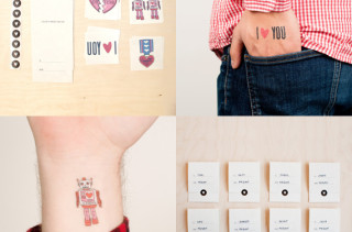 Tattly For Valentine's Day