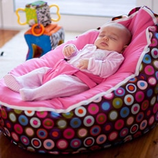 Baby Beanbags Kid Crave