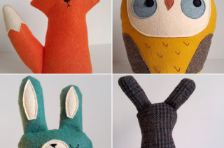 Sleepy King Modern Plush Toys