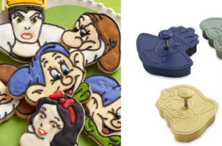 Snow White & the Seven Dwarfs Cookie Cutters