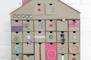 Cardboard Storage House