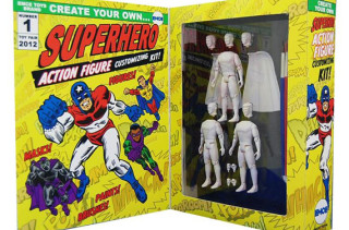 Create Your Own Super-Hero Kit