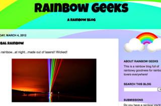 Rainbow Geeks