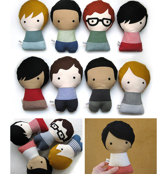 Citizens Collectible Personalized Handmade Dolls