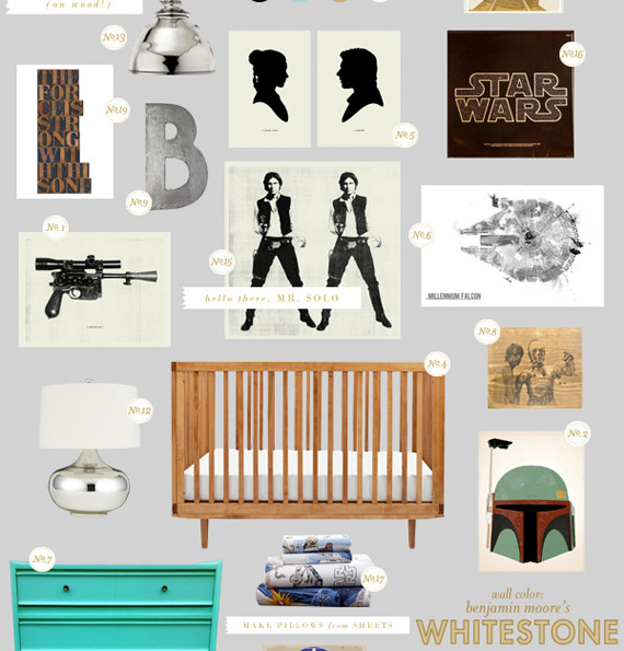 Another Star Wars Nursery