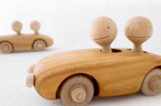 Kuruma Wood Cars