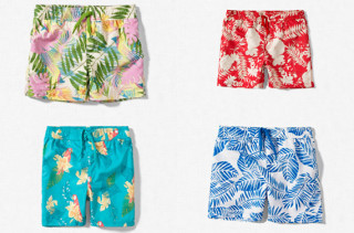 Zara Swim Shorts For Boys