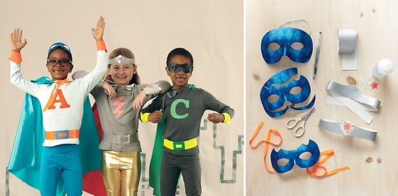 make your own superhero costume ideas today  with tutorials