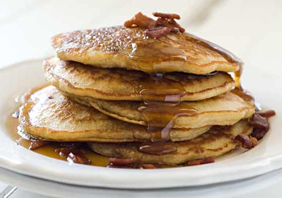 Fresh Pictures: Web's Tastiest: Pancakes Recipes