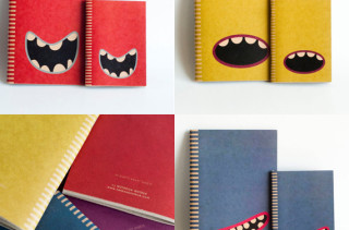Recycled Kraft Notebooks