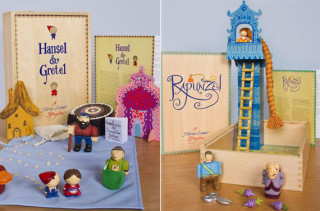 Steve Light Story Boxes