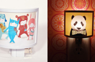 You Know Art Nightlights on Fab.com