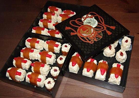 Fancy Candy Sushi