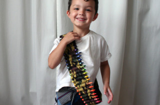 Crayon Bandolier