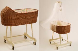 Splurge - Handwoven Baby Bassinets