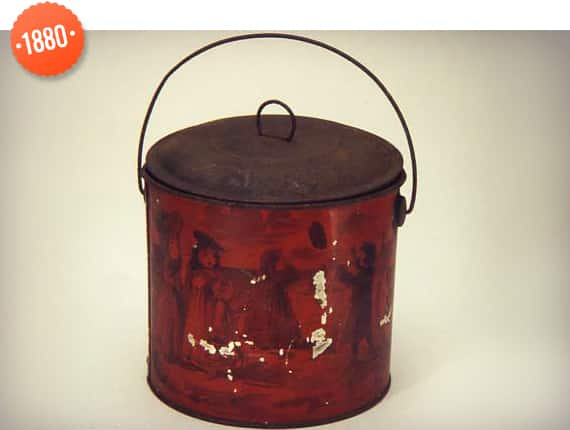 1880's Lunch Box