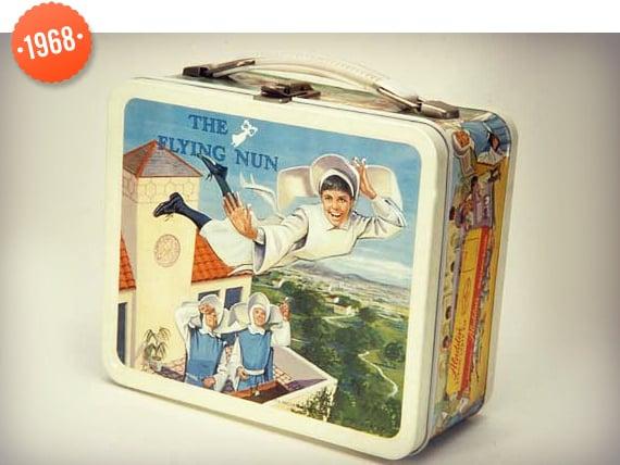 1968 Lunch Box