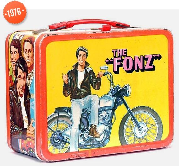 Fan Pop Lunch Box