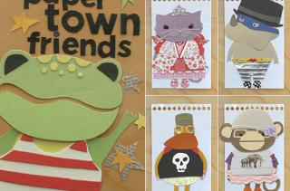 Paper Town Friends App