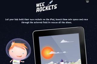 Wee Rockets App