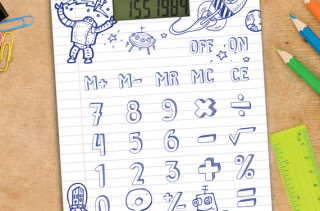 DIY Calculator