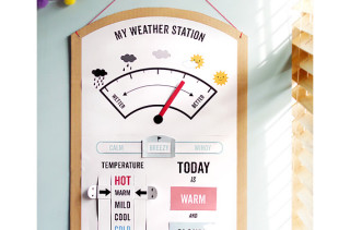Printable Weather Station