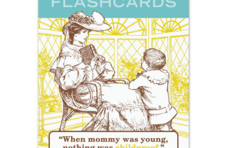 Parenting Flash Cards