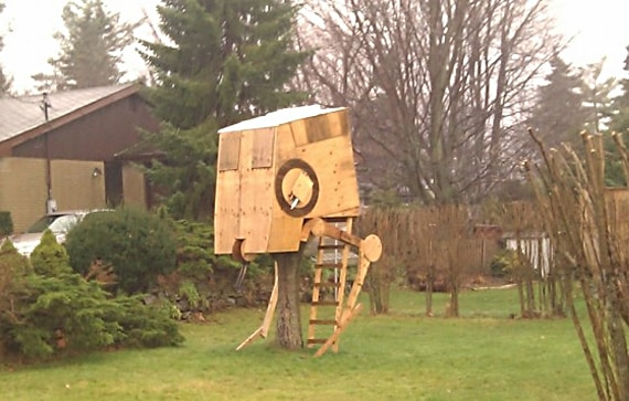Star Wars Tree House