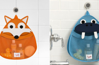 Animal Bath Storage Hangers