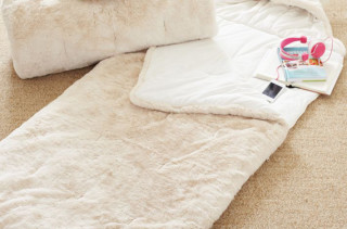 Splurge - Fur Sleeping Bag