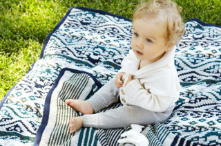 Splurge - Loop Recycled Cotton Blankets