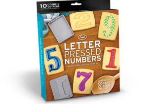 NumberPressed Cookies