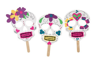 Sugar Skull Mask Kit