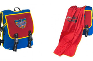 Superhero Cape Backpacks
