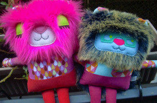 Jenny Smith Plush Dolls