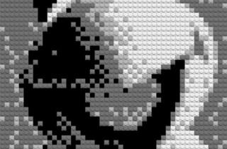 Brixels LEGO Portraits