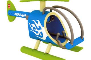 Hape Bamboo Aircrafts