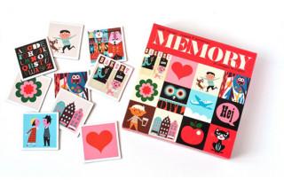 Designer Memory Game