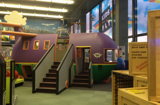 Chicago Children's Museum x O'Hare International Airport