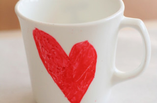 Make A Valentine Mug