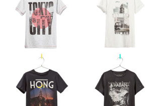 Zara City Tees For Boys