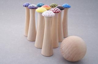 Mushroom Bowling