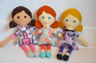 Honeylime Designs Custom Ragdolls