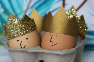 Crown Your Easter Eggs