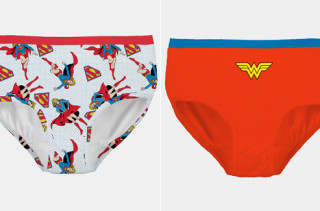 Fruit of the Loom Girls' DC Comic Briefs