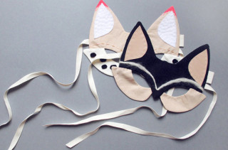 Darling Fox Masks